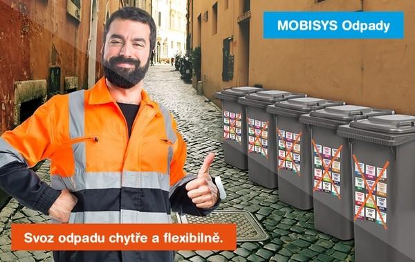 MOBISYS Odpady